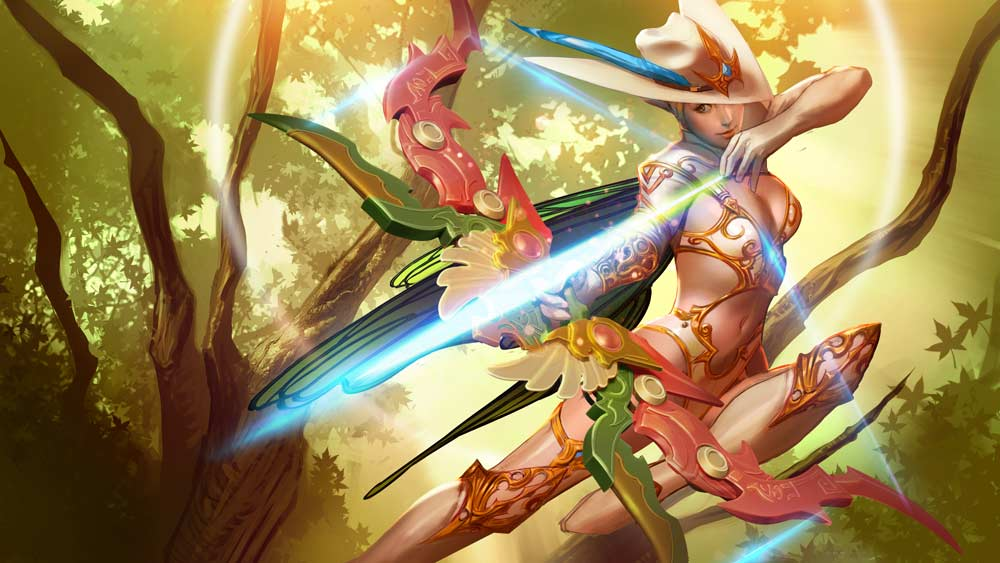 Sylvan kestrel tier i arrives soon vainglory for Syvlan
