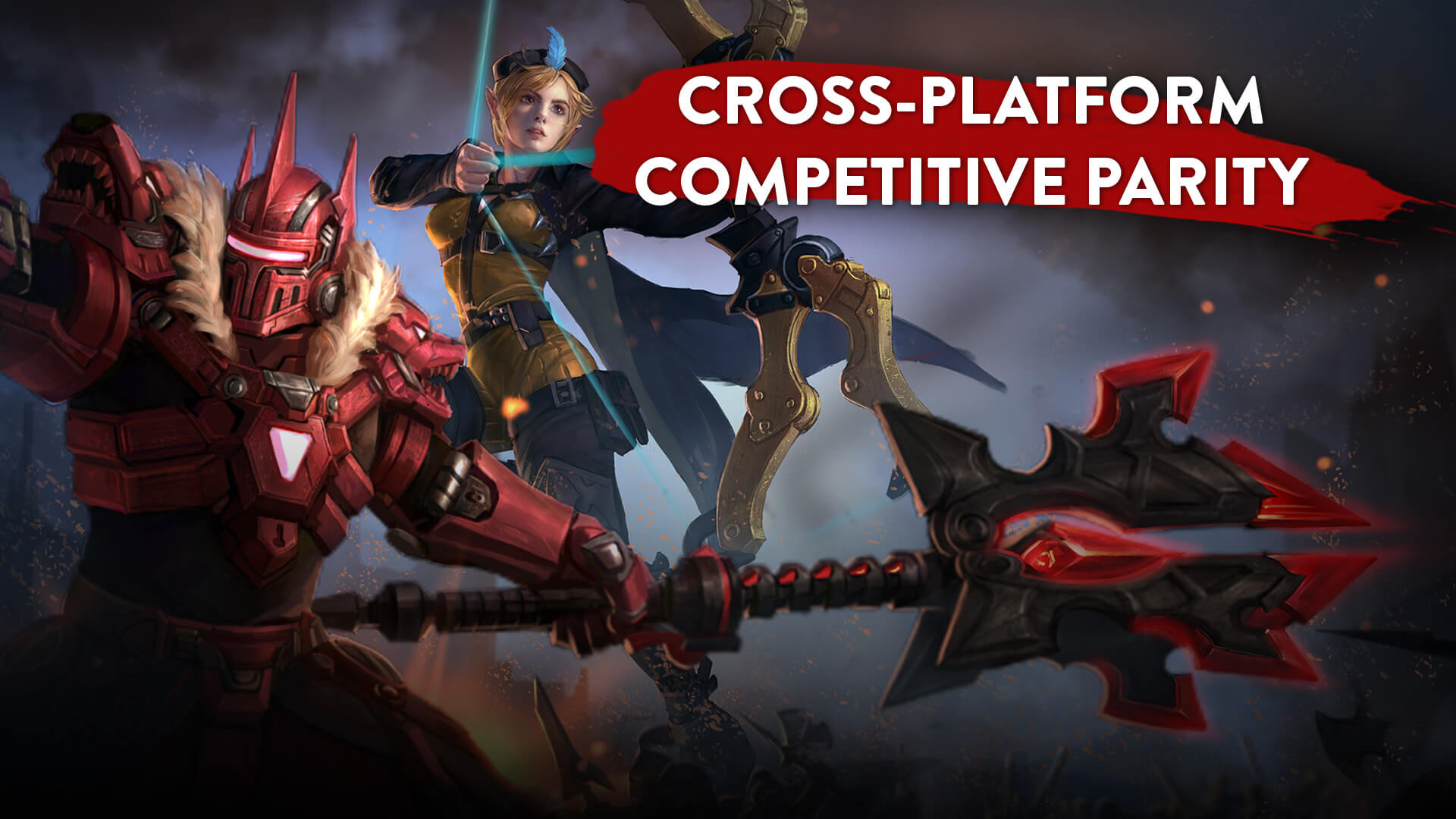 Vainglory | The no-compromise cross-platform MOBA