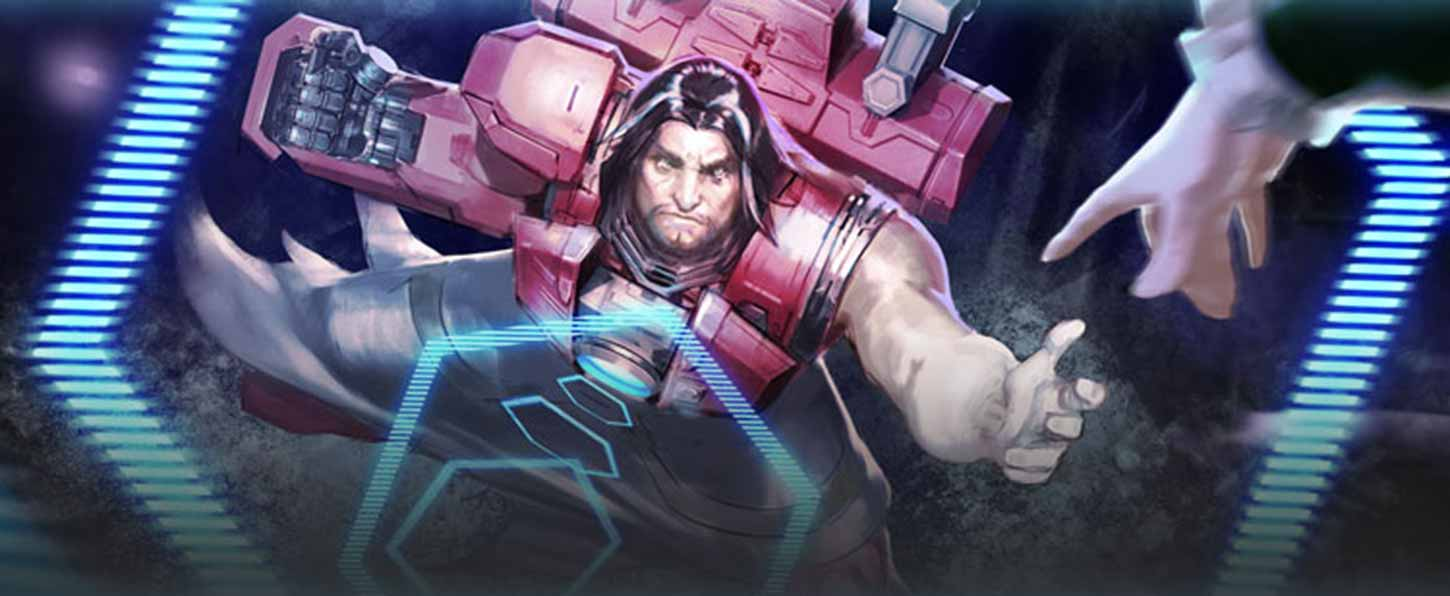 Ardan Lore: Vanguard Up!