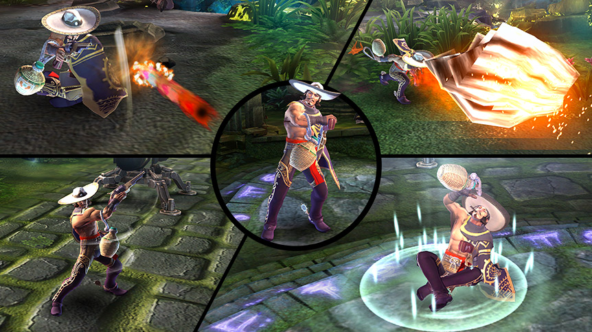 Coming Soon: The Rare 'Vaquero' Ringo! :: Vainglory